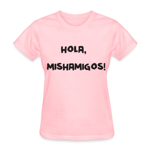Women's Mishamigos Tee - Women's T-Shirt