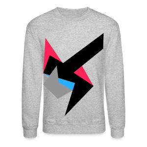 [f(x)] Abstract - Crewneck Sweatshirt