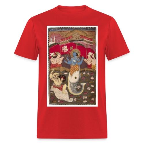 Vishnu 2 - Men's T-Shirt