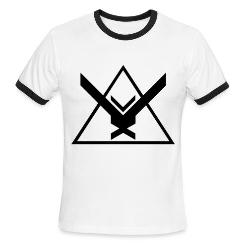 Reach Oni Shirt - Men's Ringer T-Shirt