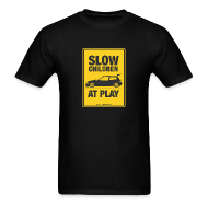 T-Shirts ~ Men's T-Shirt ~ Slow Children