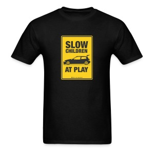 Slow Children - Men's T-Shirt
