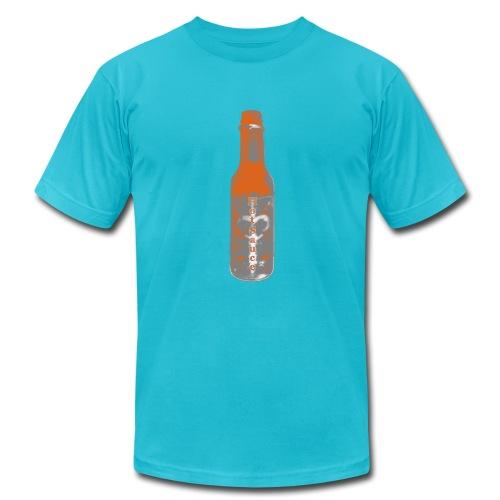 hot sauce - M AmAppl T - Men's Fine Jersey T-Shirt
