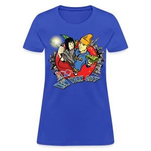 DNA - New York City - Ladies Tee - Women's T-Shirt