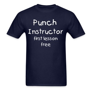 Free lesson - Men's T-Shirt