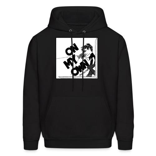 On My Own Logo Hoodie - Men's Hoodie