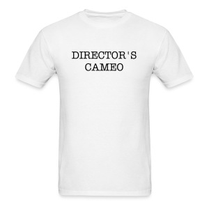 Director's Cameo - Men's T-Shirt
