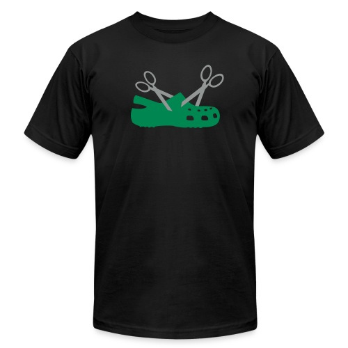 New Scissor Croc Basic Tee - Men's Fine Jersey T-Shirt