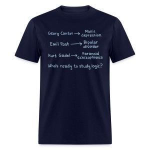 Logicians - Men's T-Shirt