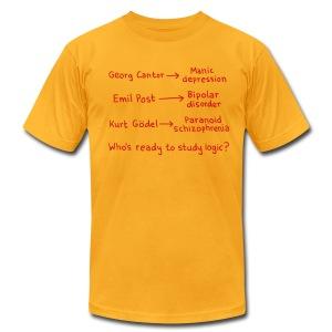 Logicians - Men's Fine Jersey T-Shirt