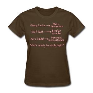 Logicians - Women's T-Shirt