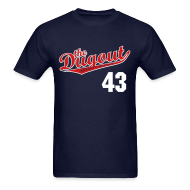 T-Shirts ~ Men's T-Shirt ~ F4rnsw0rth #43 (Kyle Farnsworth) Braves Dugout T