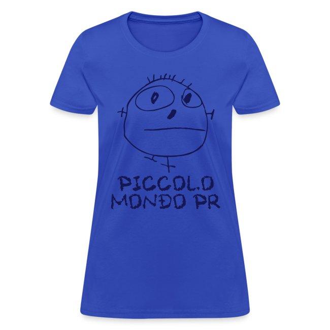 Piccolo Woman 4