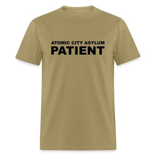 Atomic City Asylum Patient - Men's T-Shirt