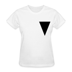 [f(x)] Triangle - Women's T-Shirt