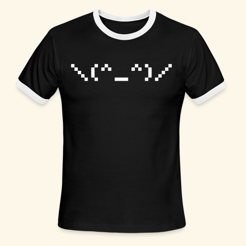 Emoticons  - Men's Ringer T-Shirt