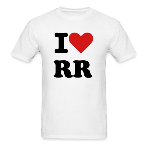 I love Radio Risos - Men's T-Shirt