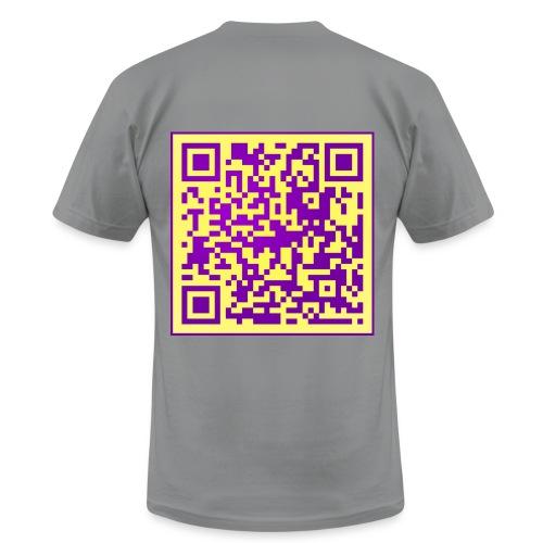 Come say hi! - Men's Fine Jersey T-Shirt
