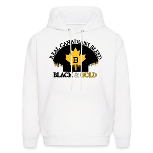 Real Canadians... - Men's Hoodie