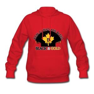 Real Canadians... - Women's Hoodie