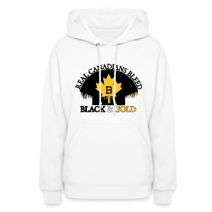 Real Canadians... - Women's Hoodie