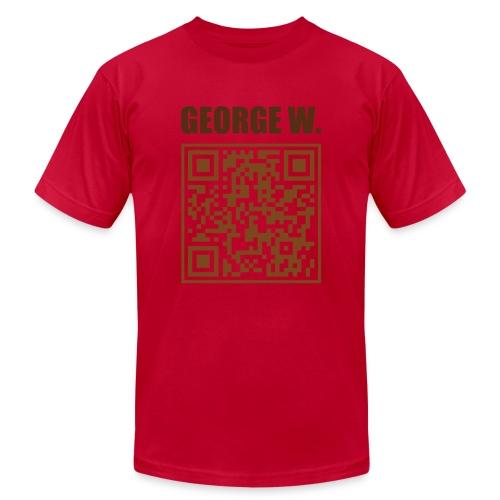 George W. Miserable Failure - Men's Fine Jersey T-Shirt