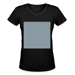 [f(x)] Square - Women's V-Neck T-Shirt
