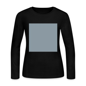 [f(x)] Square - Women's Long Sleeve Jersey T-Shirt