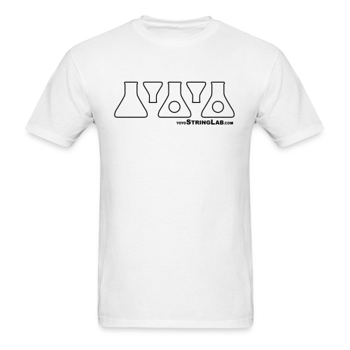 Hidden YoYo Logo - Men's T-Shirt