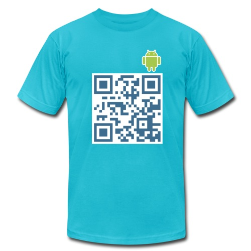 Android Hello World - Men's Jersey T-Shirt
