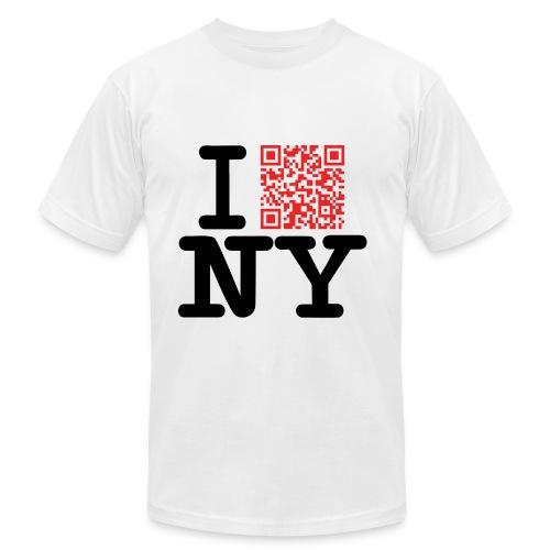 I love NY (Dirty version) - Men's Fine Jersey T-Shirt