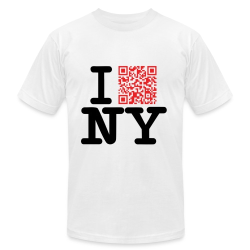 I love NY (Dirty version) - Men's Jersey T-Shirt