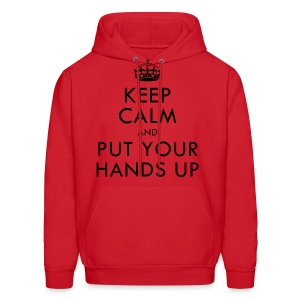 [2PM] Keep Calm & Put Your Hands Up - Men's Hoodie