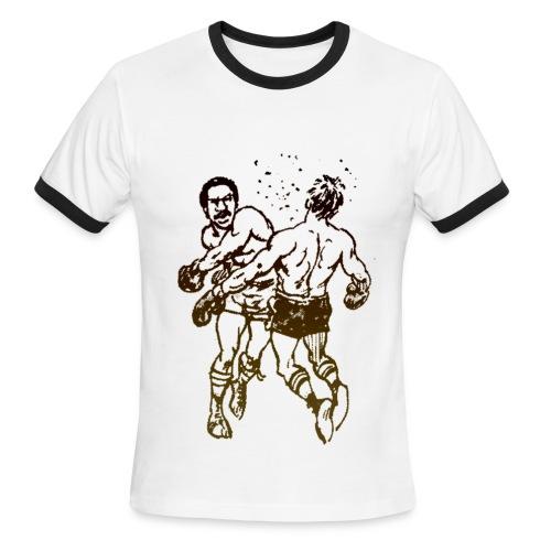 Nintendo Punch Out - Men's Ringer T-Shirt