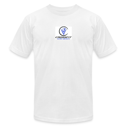 Basic Men's Logo Tee - Men's Fine Jersey T-Shirt