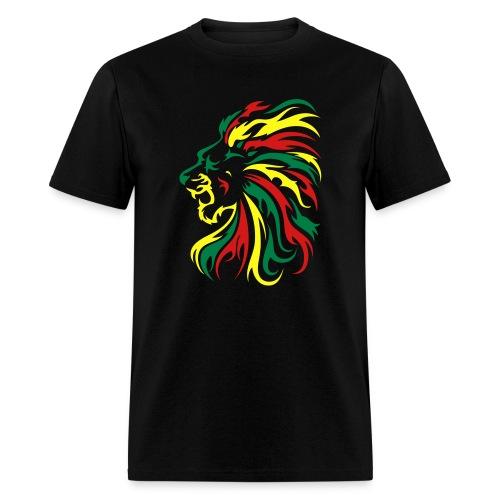 Reggae Lion Tee - Men's T-Shirt