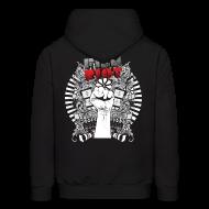Hoodies ~ Men's Hoodie ~ Film Riot Hooded Men's sweatshirt