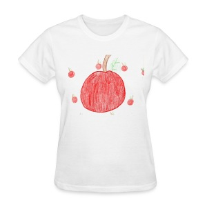 A Cherry Tee for Charity (Big Cheese Cherry) - Women's T-Shirt