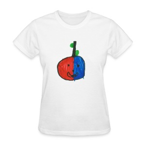 A Cherry Tee for Charity (Hot & Cold Cherry) - Women's T-Shirt
