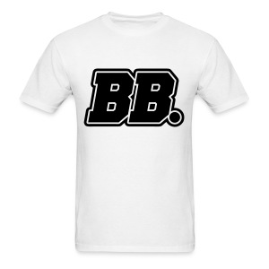 [BLOCK] BB. (Front & Back) - Men's T-Shirt