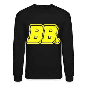 [BLOCK] BB. (Front & Back) - Crewneck Sweatshirt