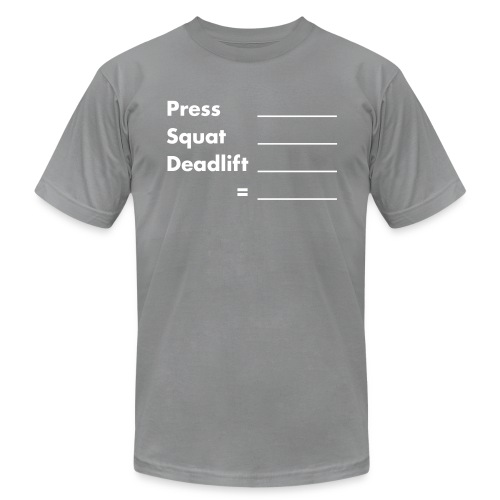 Men's Total shirt - Men's Fine Jersey T-Shirt