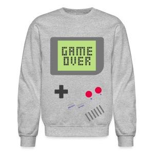 [MISC] Gameboy Game Over - Crewneck Sweatshirt