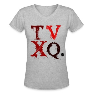 DBSK - Mirotic [V-NECK] - Women's V-Neck T-Shirt