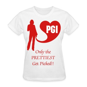 PGI: Prettiest Picked - Women's T-Shirt