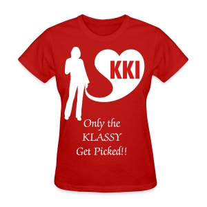 KKI: Prettiest Picked - Women's T-Shirt