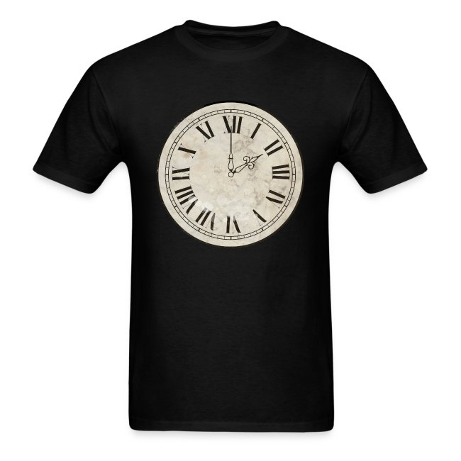 2AM/2PM - What Time Is It Now?   Men's T-Shirt