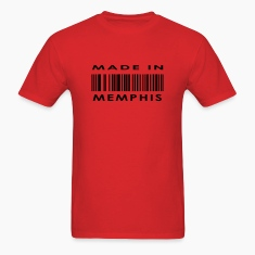 Made in Memphis  T-Shirts