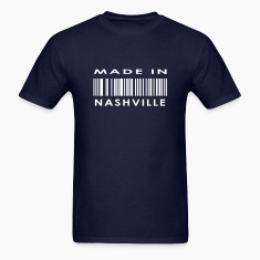 Made in Nashville  T-Shirts
