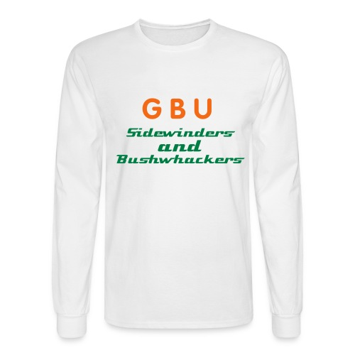 Sidewinders & Bushwhackers - Men's Long Sleeve T-Shirt